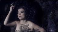 Trailer zur Ausstellung Black Lake von Björk