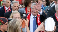 Gauck auf dem Deutschen Evangelischen Kirchentag