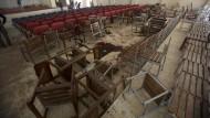 Überlebender berichtet vom Schulmassaker