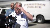 Polizeichef von Ferguson tritt zurück