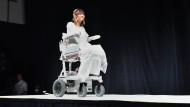 Behinderte Models erobern Laufsteg