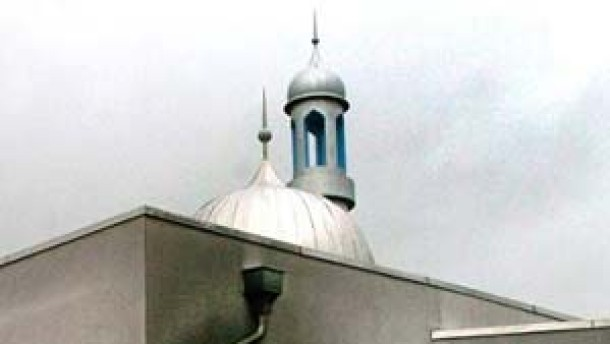 Ursache des Brands in Usinger Moschee bleibt ungeklärt