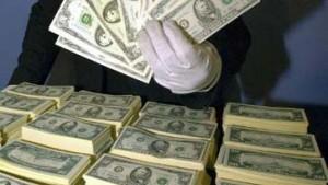 Dollars vom Exportweltmeister