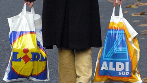 Verdi attackiert Discountketten