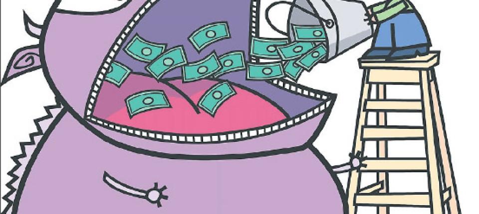 Geldentwertung: Das Monster Inflation – und was es alles frisst ...