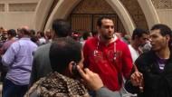 Viele Tote bei Anschlag in ägyptischer Kirche