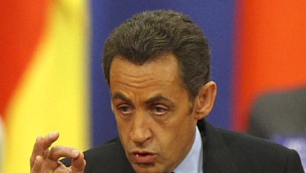 Berlin: Sarkozy könnte die EU spalten