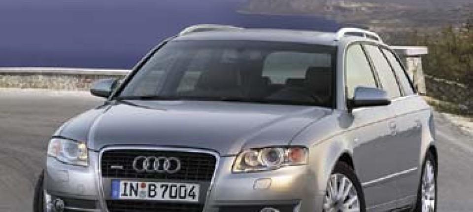 Fahrtbericht Audi A4 Avant 16 Fein Temperiert Doch Mit Wenig