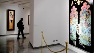 Street Art von Banksy kommt ins Museum