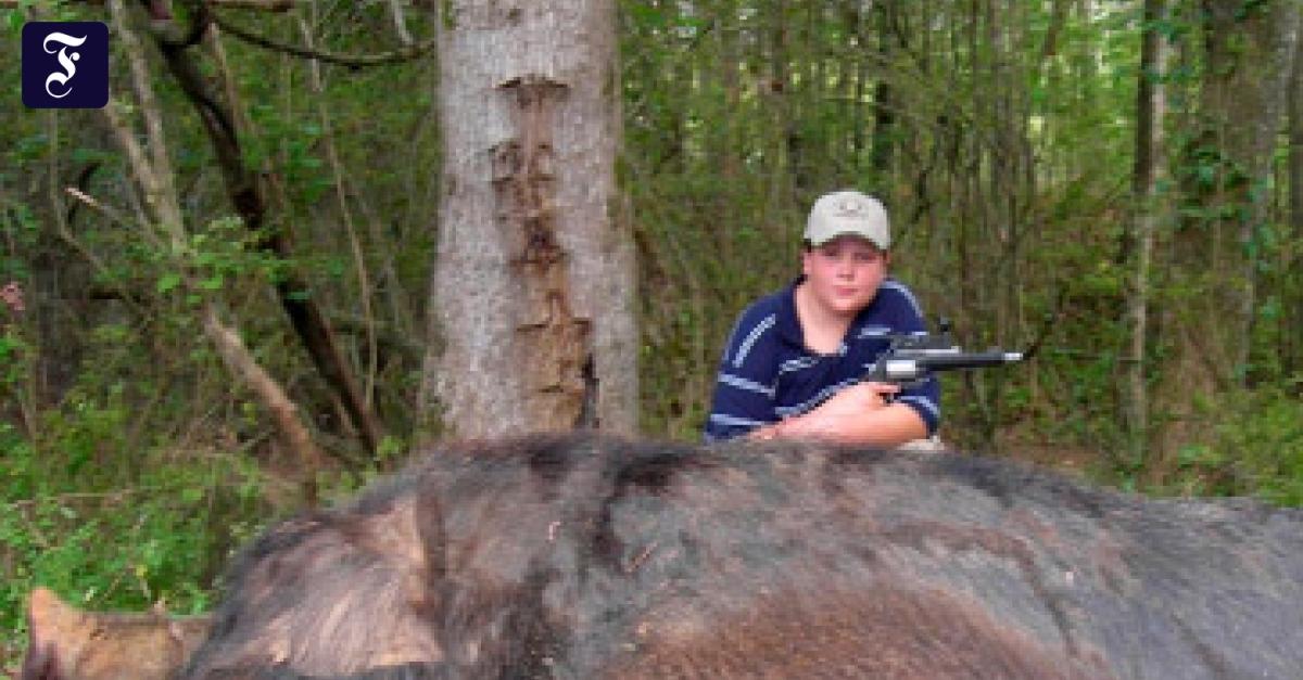Riesensau Von Alabama Ein Hausschwein Namens Fred Gesellschaft Faz