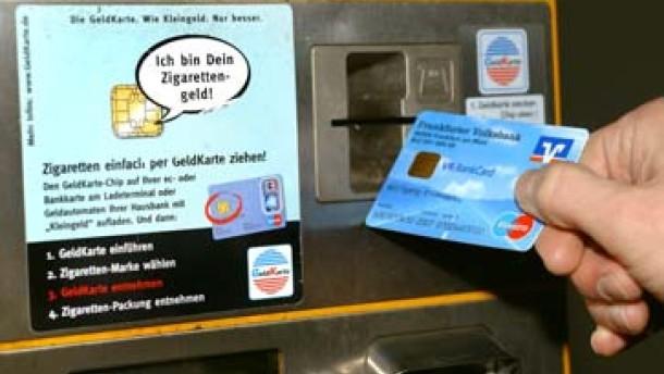 Die Geldkarte könnte doch noch ein Erfolg werden