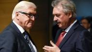 EU-Außenminister kritisieren russische Einsätze in Syrien