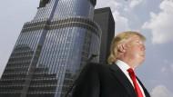 Immobilienmagnat Trump schielt auf das Weiße Haus