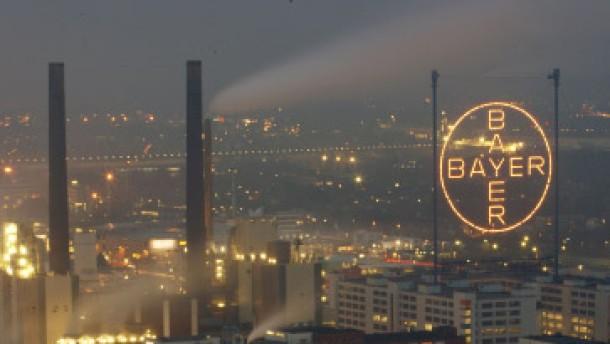 Bayer meldet Rivaroxaban an