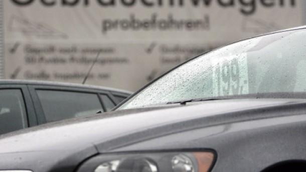 Fehlende Garantie ist Rückgabegrund für Gebrauchtwagen