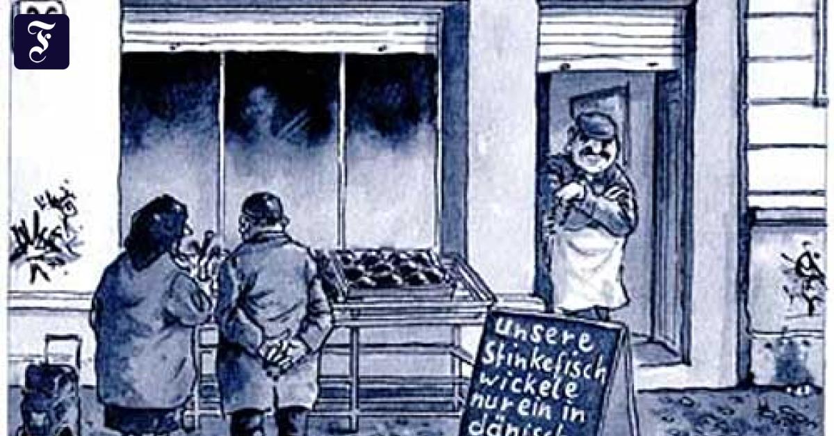 Mohammed Karikaturen Dänemark
