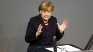 Merkel sieht Sicherheit in Europa nur mit Russland