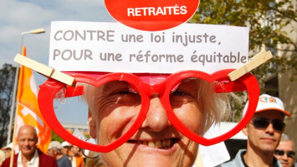 Frankreichs Gewerkschaften rufen zum Streik auf
