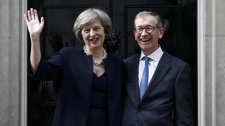 Theresa May neue Premierministerin