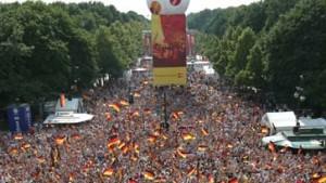 Das Fußballfest geht weiter
