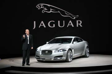 bilderstrecke zu: prototyp jaguar c-xf: der aggressive schritt