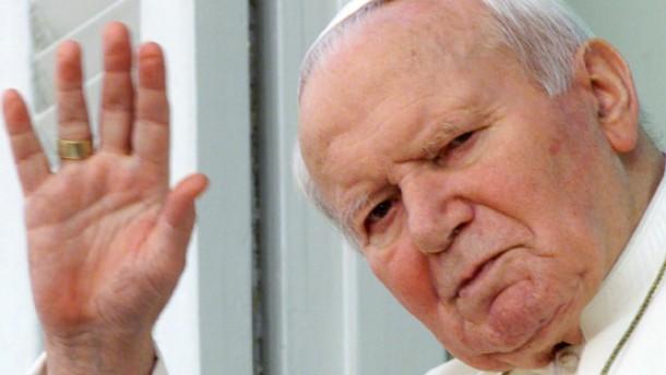 Papst Johannes Paul II. wird selig gesprochen
