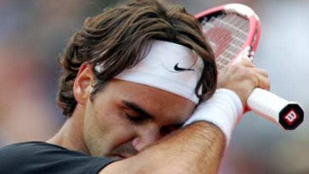 Roland Garros bleibt Roger Federers größter Gegner