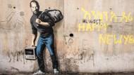 Steve Jobs als syrischer Flüchtling