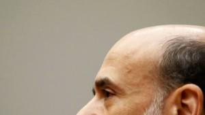 Bernanke sieht schrittweise Erholung