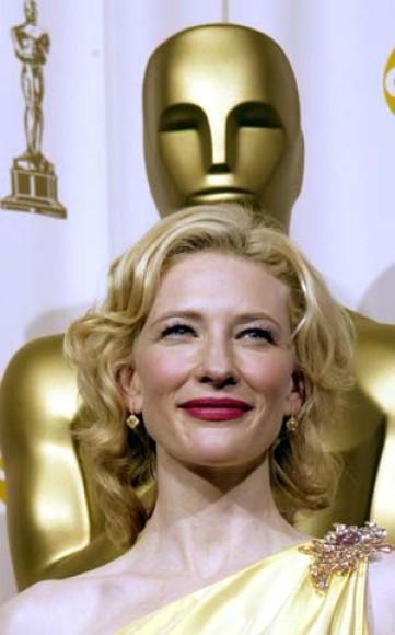 oskar 2005 - 77. Oscar-Verleihung - Oscar für Cate Blanchett