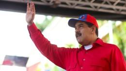 """Maduro bezeichnet Trump als """"neuen Hitler"""""""