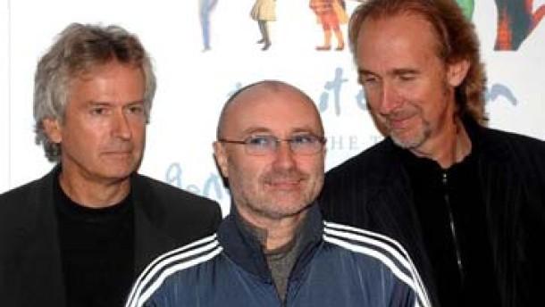 """Genesis"" wiedervereint im Juli in Frankfurt"