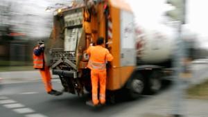 Der Mindestlohn für Müllwerker kommt