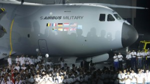 Airbus präsentiert den Militärtransporter A400M