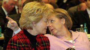 Merkel: Steinbachs Äußerung überinterpretiert