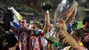 Atlético Madrid gewinnt den Supercup