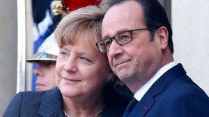 Merkel reist mit Hollande nach Kiew und Moskau