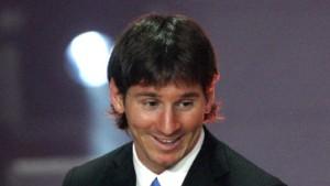 Messi beerbt Ronaldo