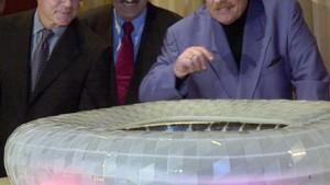 Der schwierige Weg zum Bau der Allianz Arena