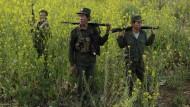 Spannungen zwischen China und Burma