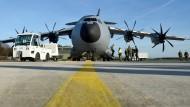 Neue Probleme beim Militärtransporter A400M