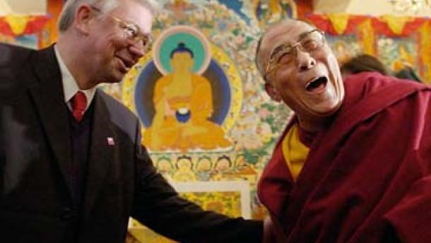 Hessischer Friedenspreis geht an den Dalai Lama