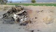 Drohnenangriff auf afghanischen Talibanführer