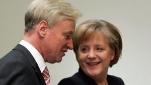 Merkel: Kein Signal für den Bund