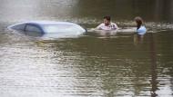 Massive Überschwemmungen in Texas
