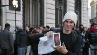 Verkaufsstart für iPhone 6s und 6s Plus
