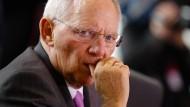 Schäuble ist fassungslos über Varoufakis