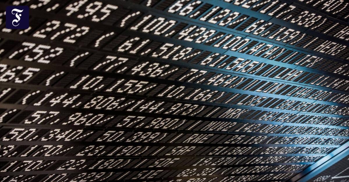 Ein Einführungskurs Aktien Für Dummies Sparen Und Geld Anlegen Faz