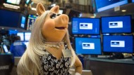 Miss Piggy erobert die Wall Street