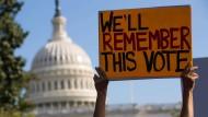 Senat stimmt abermals gegen Obamacare-Abschaffung